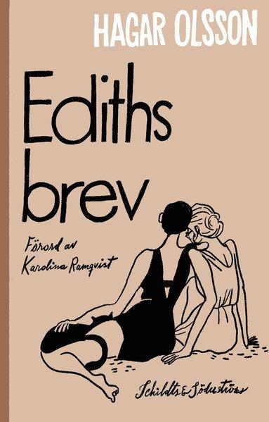 bokomslag Ediths brev
