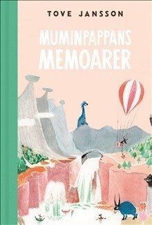 bokomslag Muminpappans memoarer