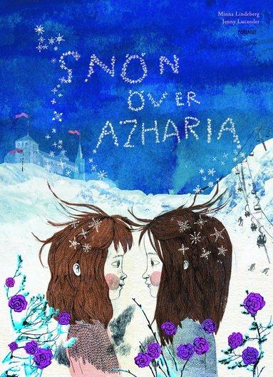 bokomslag Snön över Azharia