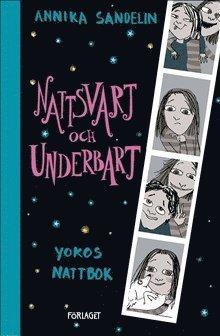 bokomslag Nattsvart och underbart