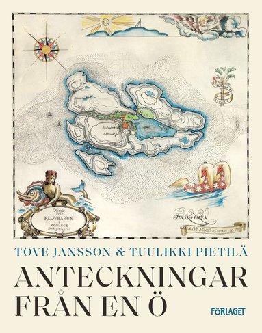 bokomslag Anteckningar från en ö