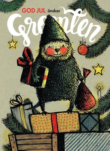 bokomslag God jul önskar Gromten