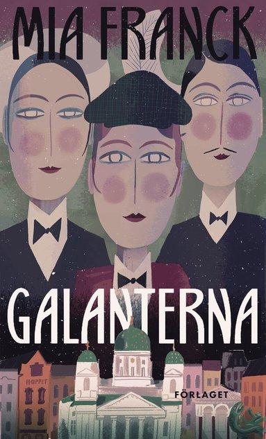 bokomslag Galanterna