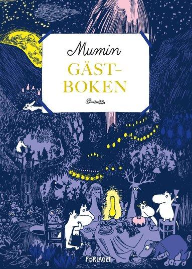 bokomslag Mumin Gästboken
