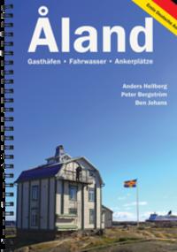 bokomslag Åland : Gasthäfen, Fahrwasser, Ankerplätze