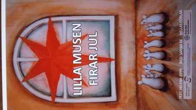 bokomslag Lilla Musen firar jul