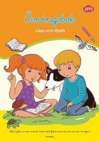bokomslag Övningsbok-Läsa och förstå