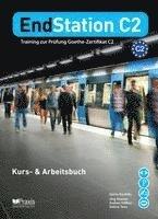 bokomslag EndStation C2 - Kurs- & Arbeitsbuch