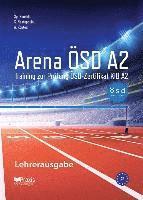 bokomslag Arena ÖSD A2: Lehrerausgabe