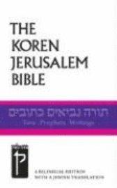 bokomslag Koren Jerusalem Bible