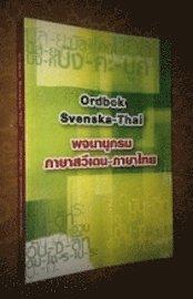 bokomslag Ordbok Svenska-Thai