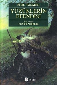 bokomslag Sagan om ringen: Ringens brödraskap (Turkiska)