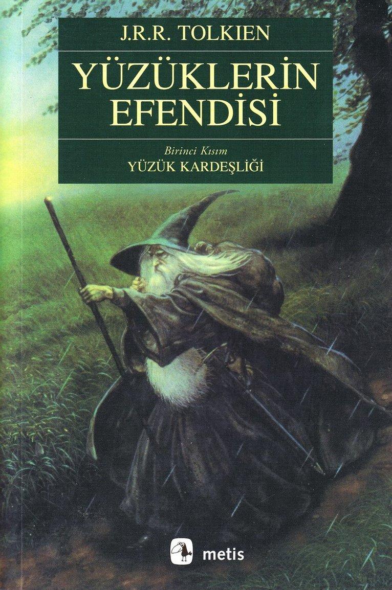 Sagan om ringen: Ringens brödraskap (Turkiska) 1