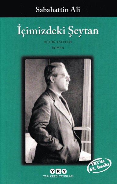 bokomslag Djävulen inom oss (Turkiska)