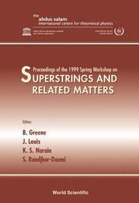 bokomslag Superstrings And Related Matters - Proceedings Of The 1999 Spring Workshop
