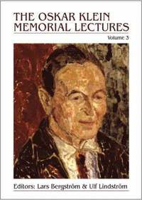 bokomslag Oskar Klein Memorial Lectures, The (Volume 3)