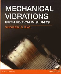 bokomslag Mechanical vibrations si 5/e