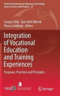 bokomslag Integration of Vocational Education and Training Experiences