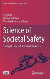 bokomslag Science of Societal Safety
