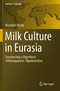 bokomslag Milk Culture in Eurasia