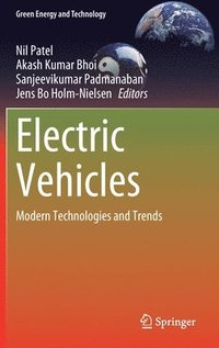 bokomslag Electric Vehicles