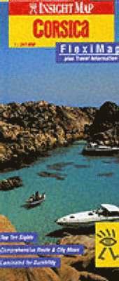 bokomslag Corsica FlexiMap