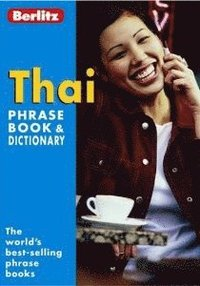 bokomslag Thai phrasebook & dictionary