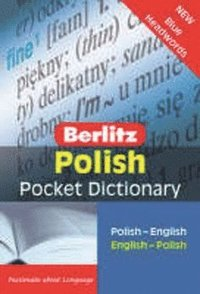 bokomslag Polish Pocket Dictionary