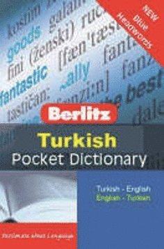 bokomslag Turkish Pocket Dictionary