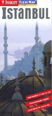 bokomslag Istanbul insight flexi map: fleximap