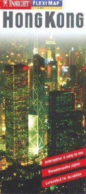 bokomslag Hong Kong FlexiMap