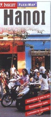 bokomslag Hanoi FlexiMap