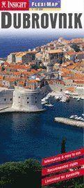 bokomslag Dubrovnik FlexiMap