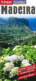 bokomslag Insight Flexi Map: Madeira