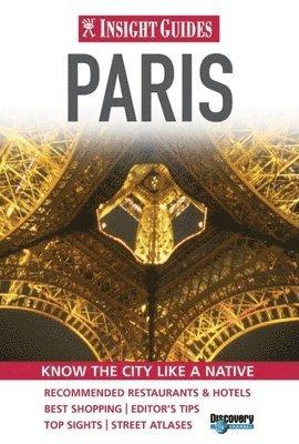 bokomslag Paris City Guide IG
