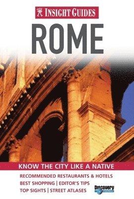 bokomslag Rome CG IG