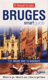 bokomslag Bruges Smart Guide IG