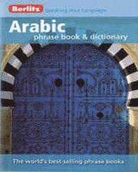 bokomslag Arabic phrase book & dictionary