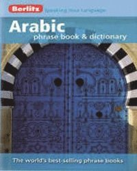 bokomslag Arabic phrase book & dictionary