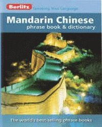 bokomslag Chinese phrasebook & dictionary