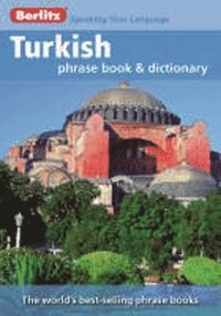 bokomslag Turkish phrasebook & dictionary