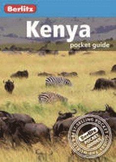 bokomslag Kenya, engelsk