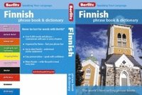 Finnish phrase book & dictionary