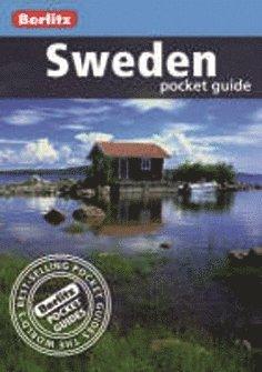 bokomslag Berlitz: Sweden Pocket Guide
