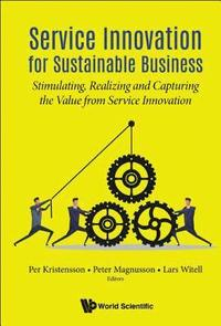 bokomslag Service Innovation For Sustainable Business: Stimulating, Realizing And Capturing The Value From Service Innovation