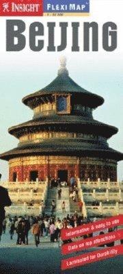 bokomslag Beijing FlexiMap