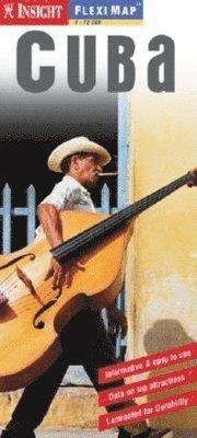 bokomslag Cuba FlexiMap