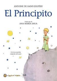bokomslag El Principito = The Little Prince