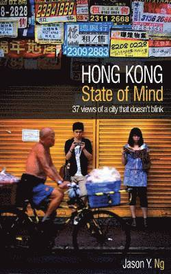 bokomslag Hong Kong State of Mind