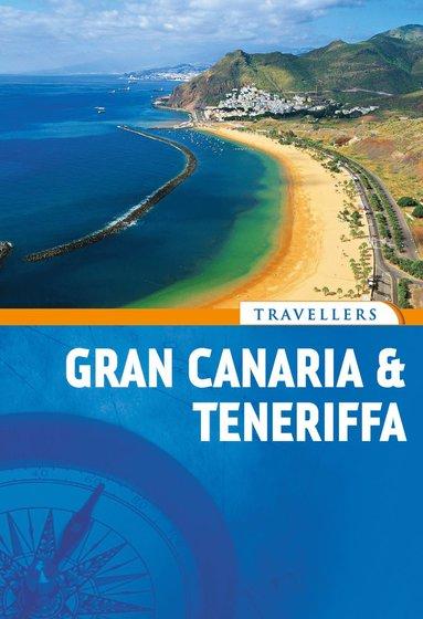 bokomslag Travellers. Gran Canaria & Teneriffa
